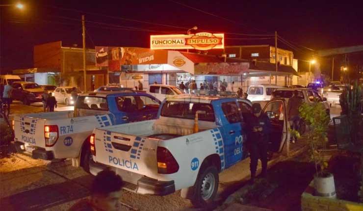 Crisis en Argentina, provoca saqueos y represión en Chaco