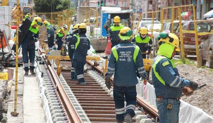 Municipio de Cuenca niega pedido de prorroga para la ejecución del tranvía