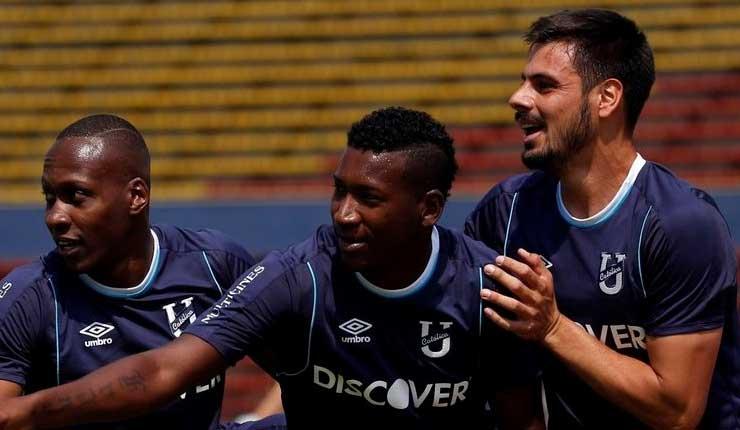 Universidad Católica, Fútbol, Campeonato Ecuatoriano,