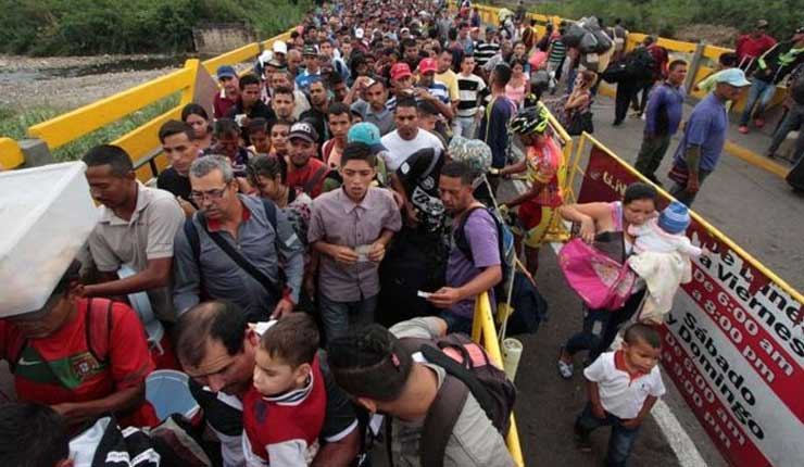 Medidas migratorias para ingreso de venezolanos a Ecuador, ya está publicada en el Registro Oficial