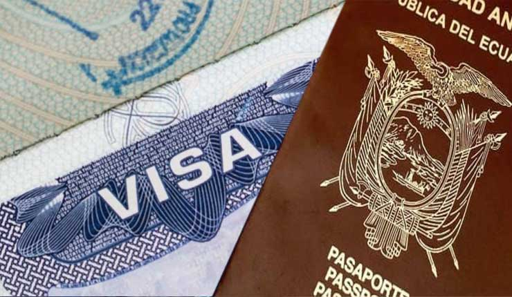 Ecuador califica, para la lotería de Visas de Diversidad en Estados Unidos