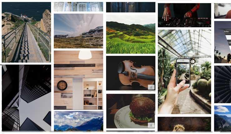 20 lugares para encontrar las mejores fotos gratis