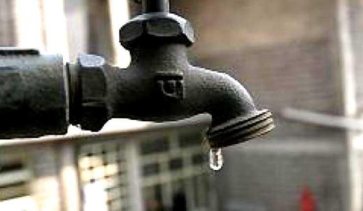 184 puntos del sur estarán sin agua el fin de semana en Quito