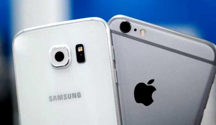 Italia multa a Apple y Samsung por ralentizar deliberadamente sus dispositivos