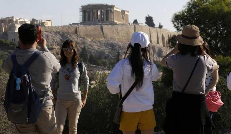 Huelga cierra Acrópolis y los principales museos de Grecia