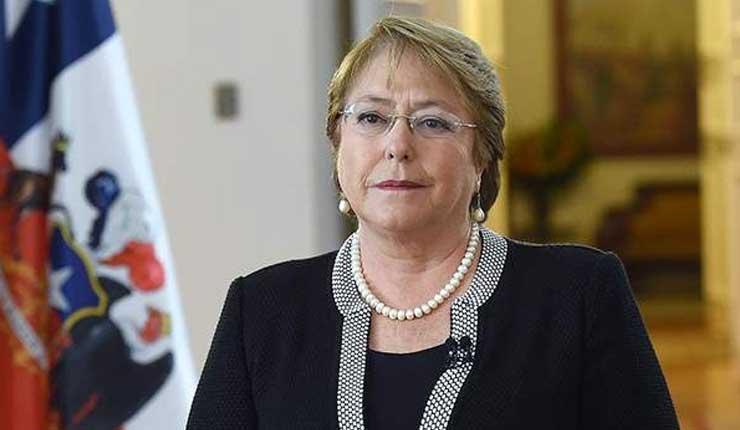 Bachelet se pronuncia tras la victoria de Jair Bolsonaro en Brasil