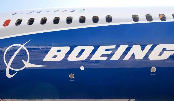 Boeing apunta a ingresos por USD 100.000 millones para 2018