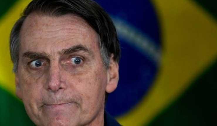 Bolsonaro es investigado por Fake News contra Haddad en Brasil