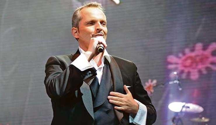 Miguel Bosé dará concierto en Cuenca