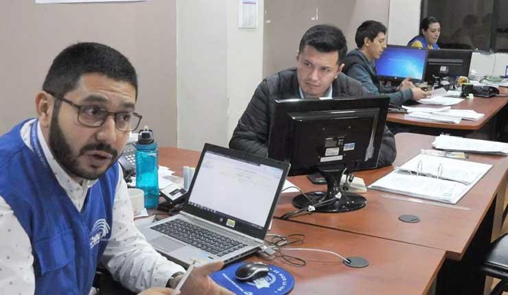 CNE realiza monitoreo sobre publicidad adelantada en la provincia del Azuay