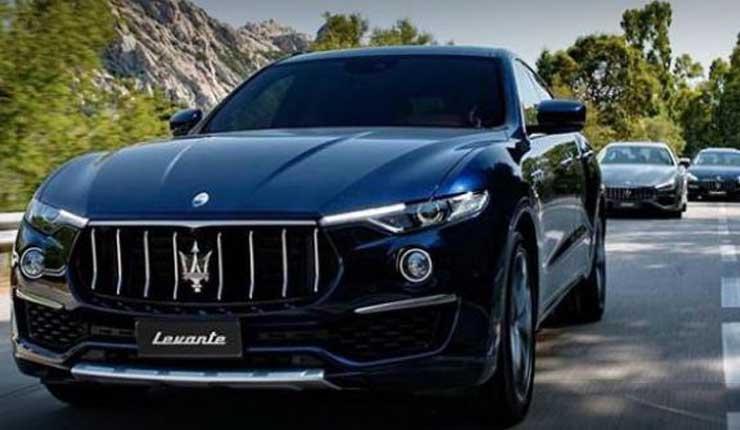 Ministro Campana aclara la compra de un auto Maserati por USD 187.312