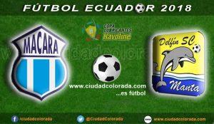 Macará, Fútbol, GOL TV, En Vivo, Campeonato Ecuatoriano, Delfín,
