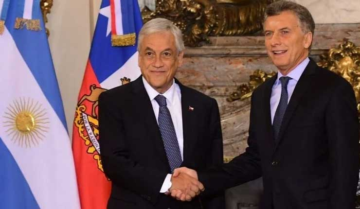 Argentina concreta su primer envío de gas a Chile en más de una década