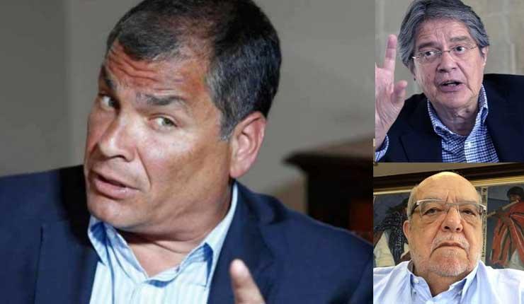 Con Correa la banca estaría sancionada y todo el dinero sería devuelto a los ciudadanos