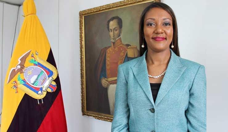 Venezuela Responde: Diplomática ecuatoriana fue declarada persona no grata y tiene 72 horas para salir del país