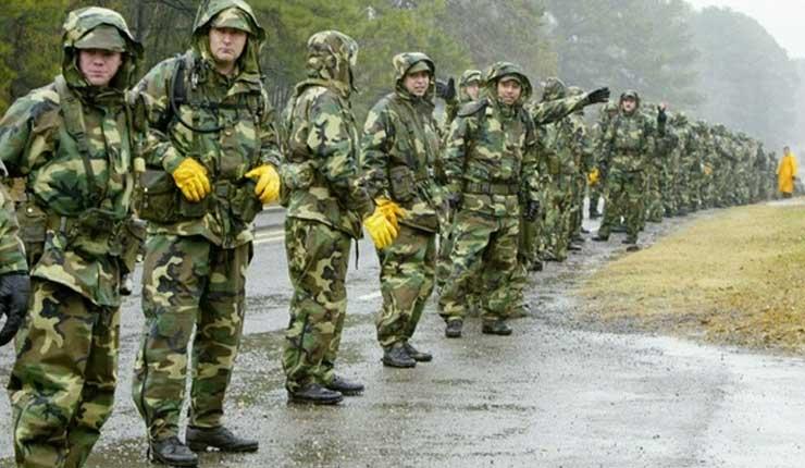 El Pentágono enviará cientos de militares a la frontera de EE.UU con México