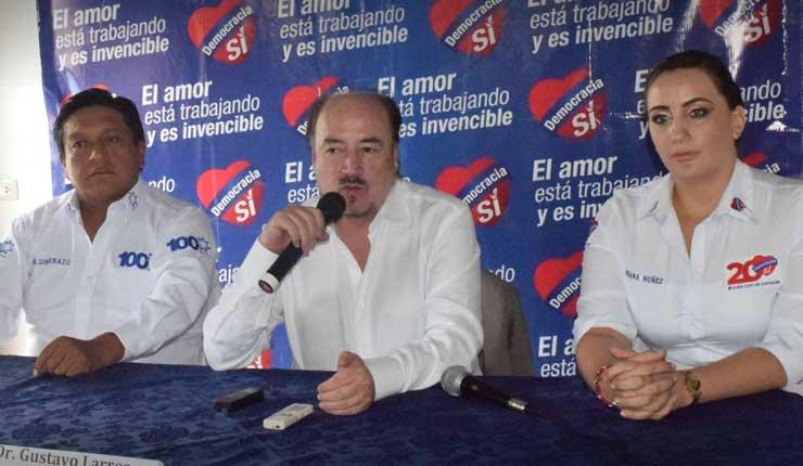 Organizaciones políticas de Santo Domingo confirman alianzas para las elecciones seccionales de 2019