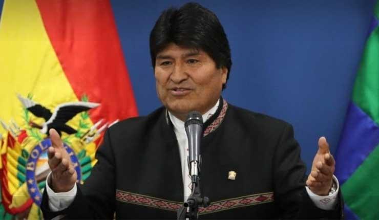 Evo Morales anuncia un doble aguinaldo para trabajadores debido al crecimiento económico de Bolivia