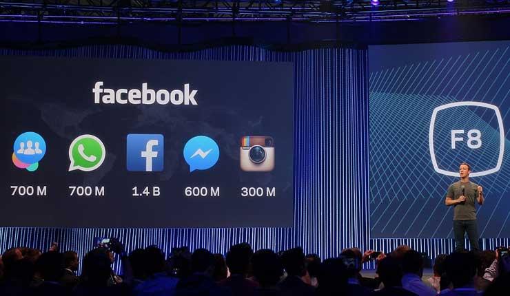 Facebook plantea estrategia para vencer a Google y Amazon