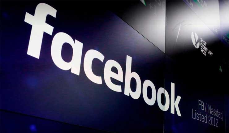 Facebook borra más de 800 páginas y cuentas de spam de EEUU