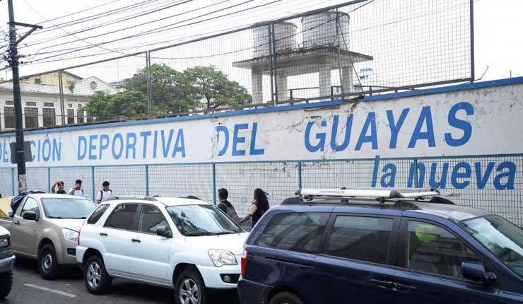 Federación Deportiva del Guayas se alista para mostrar el estado de los escenarios