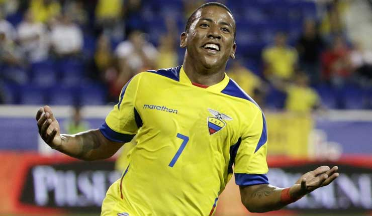 Bolillo Gómez convoca a Joao Plata a la selección Tricolor