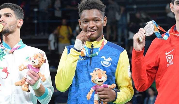 Ecuador obtuvo sus primeras medallas en Argentina
