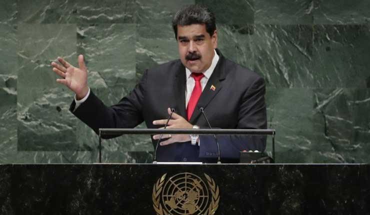 Maduro acusa a EEUU de ordenar su asesinato