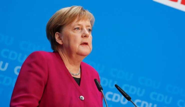 Merkel anuncia que este será su último mandato como canciller alemana