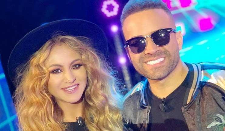 Nacho deberá pedir permiso a Paulina Rubio para cantar con otra mujer