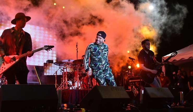 Guayaquil vive sus fiestas con música