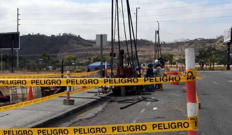 Empiezan trabajos preliminares sobre la construcción del puente que unirá a Guayaquil con Daule