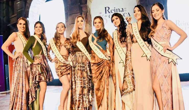 Cuenca elige su reina entre entre 8 hermosas candidatas