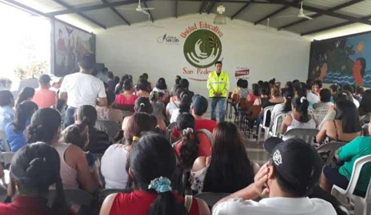 Según autoridades no se han reportado secuestros en Santo Domingo de los Tsáchilas