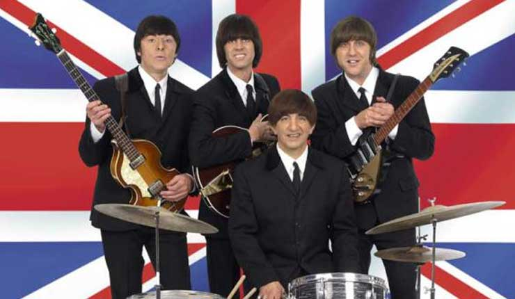 Los clones de The Beatles llegan a Ecuador