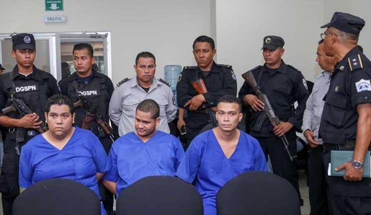 Nicaragua: Condenan a terroristas que atacaron medio de comunicación