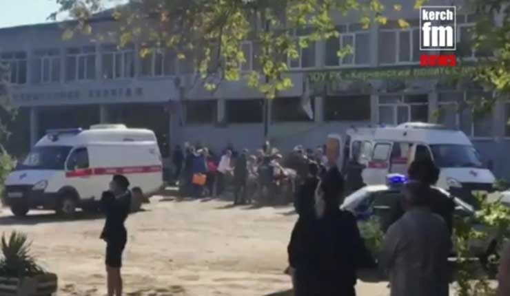 Crimea: Ataque en escuela deja 19 muertos