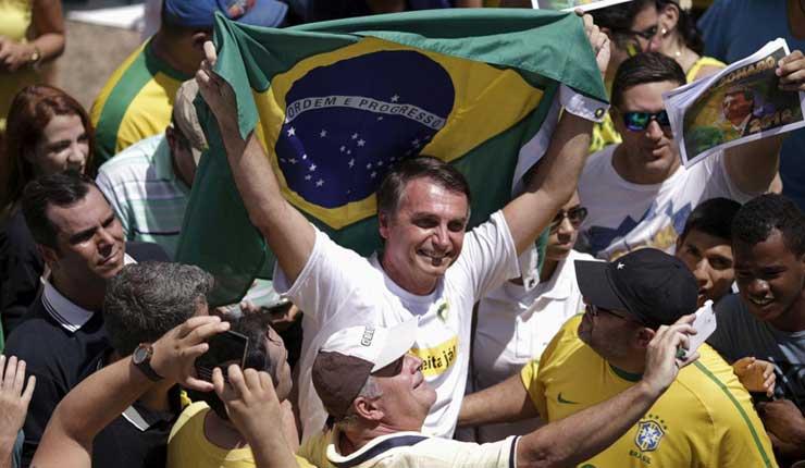 Seguidores de Bolsonaro asesinan a mujer trans en Brasil
