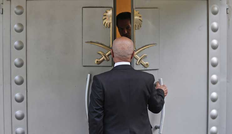 Turquía dice que no permitirá encubrimiento en caso Khashoggi