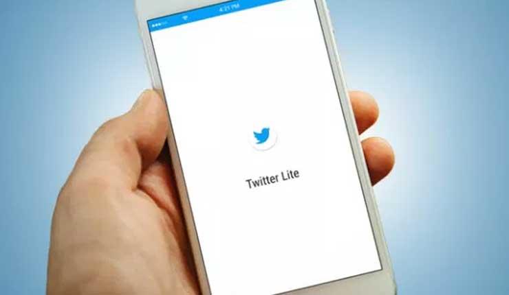 Twitter activa función para ahorrar datos móviles en sistema operativo iOS y Android