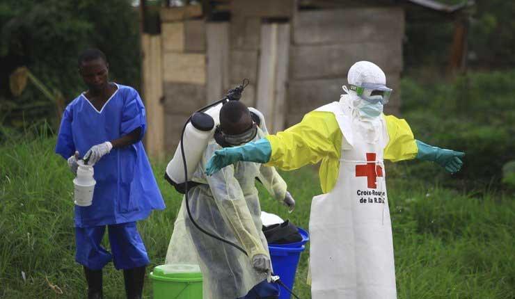 Uganda bajo gran riesgo de propagación de ébola