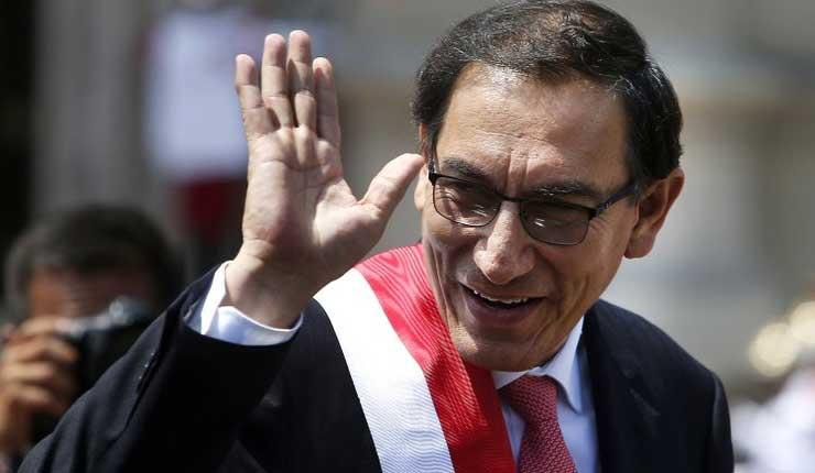 El sorpresivo combate del presidente peruano a la corrupción