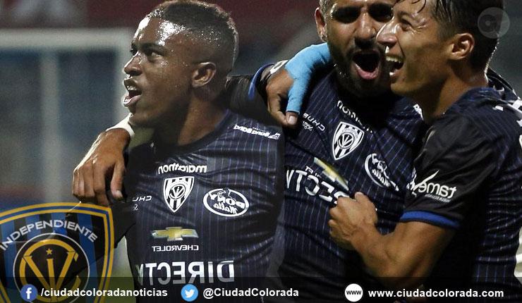 Independiente del Valle con gol de Jhegson Mendez, derrotó 1-0 a Barcelona SC
