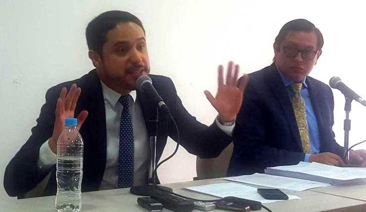 Abogado de Fernando Alvarado afirma que Ecuador mintió a la Interpol