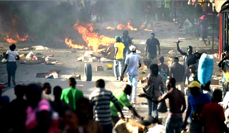 Haití: Manifestaciones dejan un saldo de tres muertos