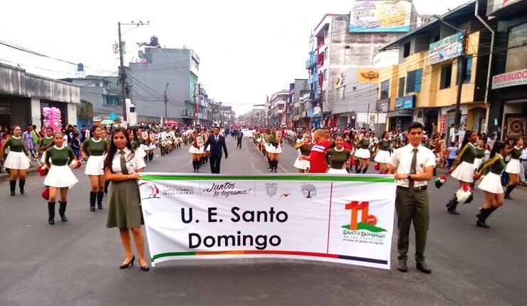 Santo Domingo celebra hoy 11 años de Provincialización