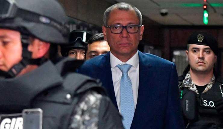 ¿Qué hay detrás del juicio a Jorge Glas?