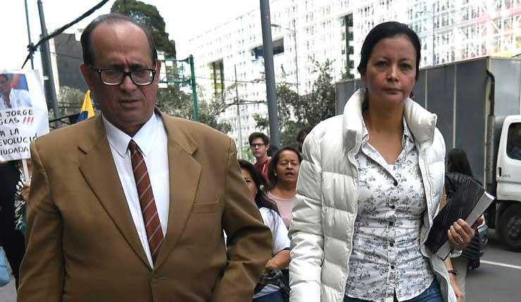 Hijos de Jorge Glas recibirán $4.057 de pensión alimenticia