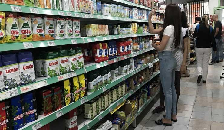 Argentina registra inflación de 5,4% en octubre