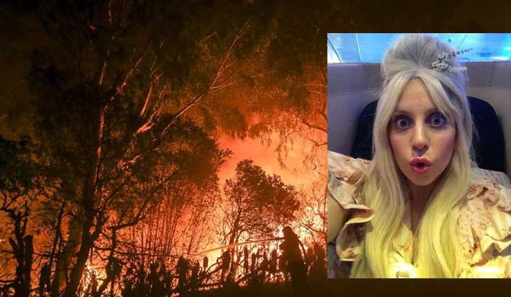 Lady Gaga, California, Estados Unidos,